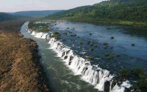 O Salto do Yucumã é a maior cachoeira em extensão do mundo