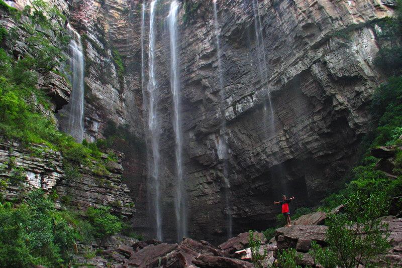 Cachoeira do Herculano, Chapada Diamantina.