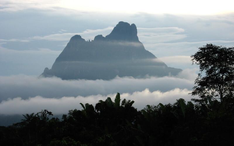 Pico da Neblina, a Maior Montanha do Brasil