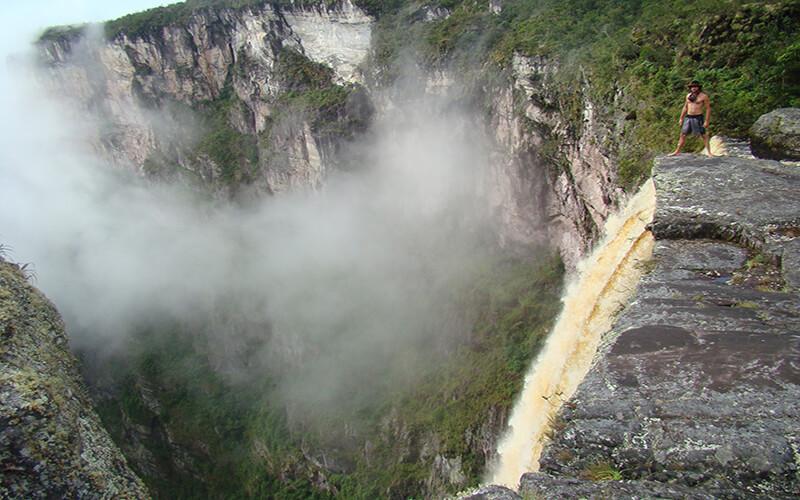 Cachoeira do El Dorado, a maior cachoeira do Brasil