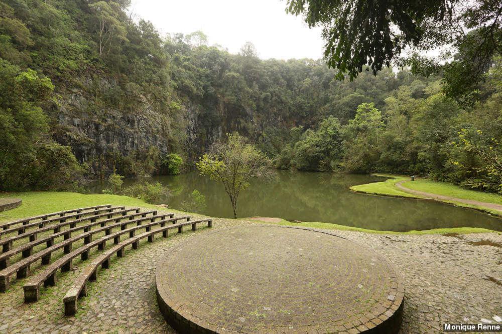 Bosque Zaninelli, Curitiba.