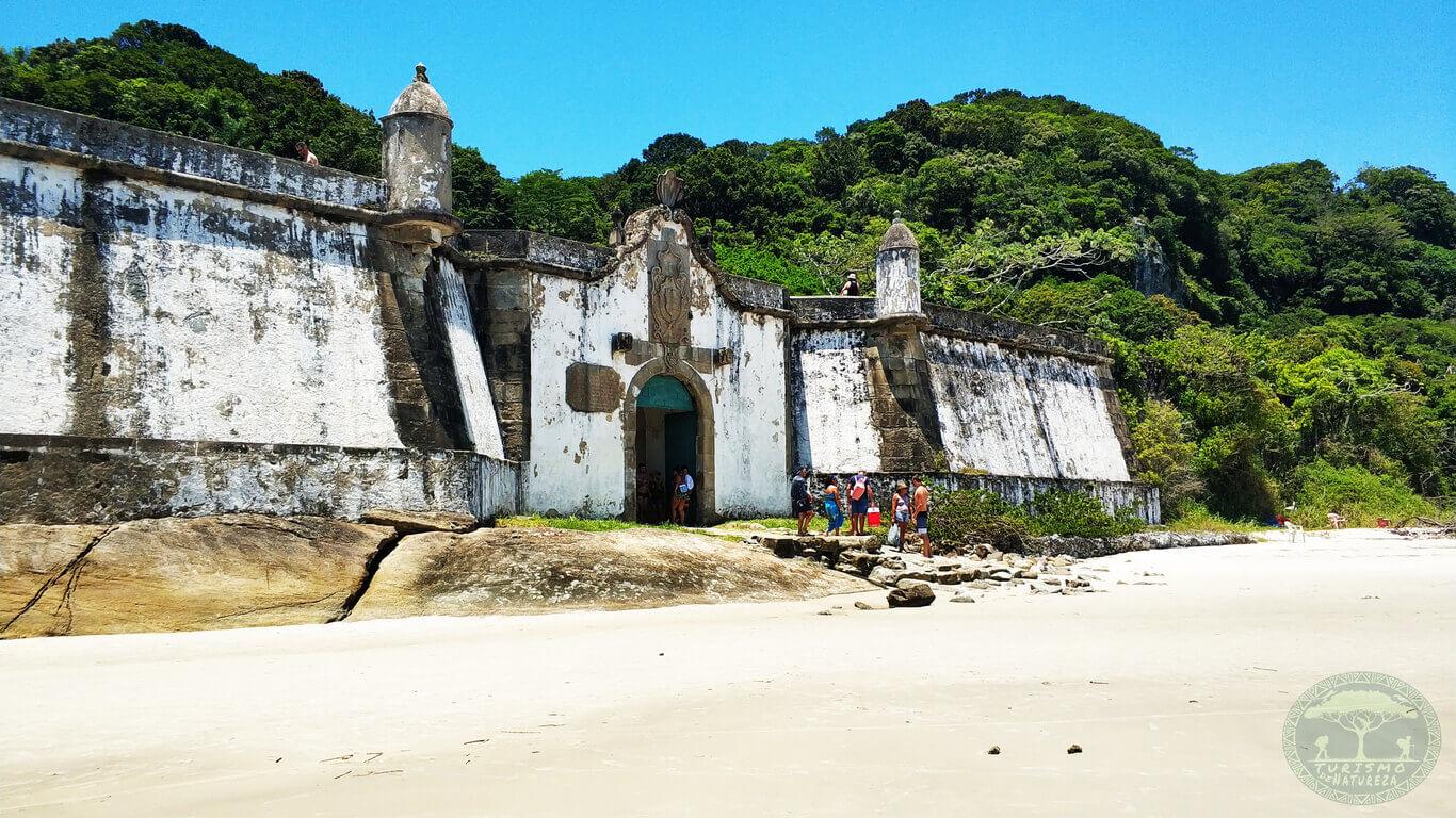 Fortaleza de Nossa Senhora dos Prazeres de Paranaguá