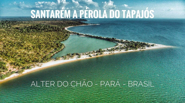 Alter do Chão em Santarém, Pará.