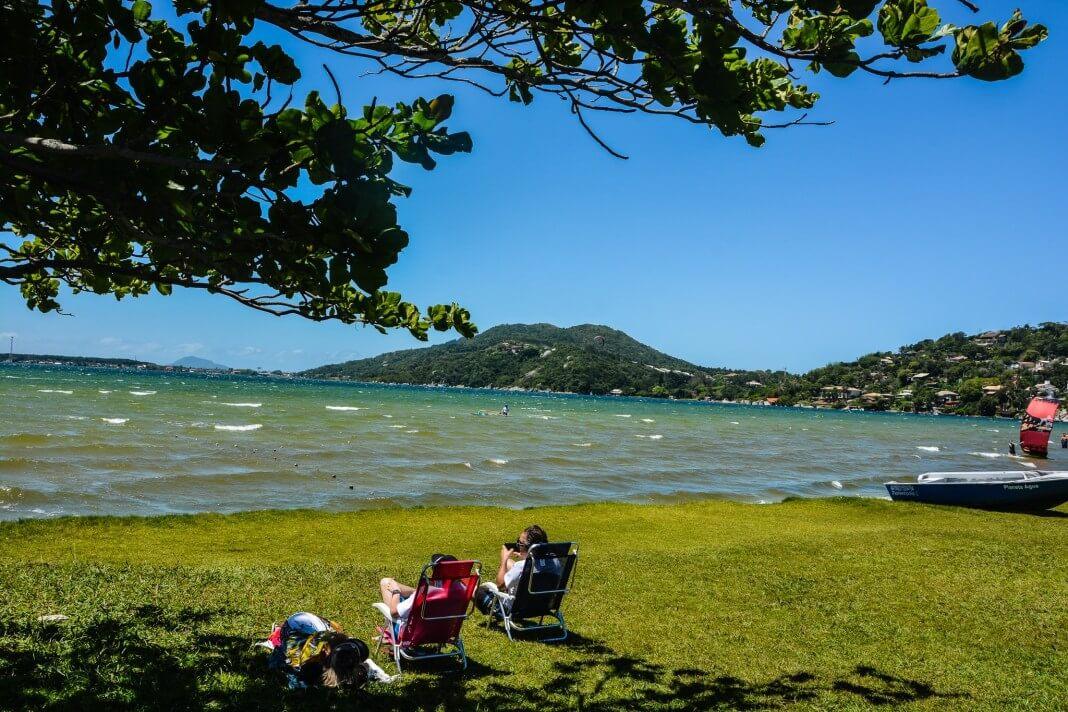 Lagoa da Conceição em Florianópolis