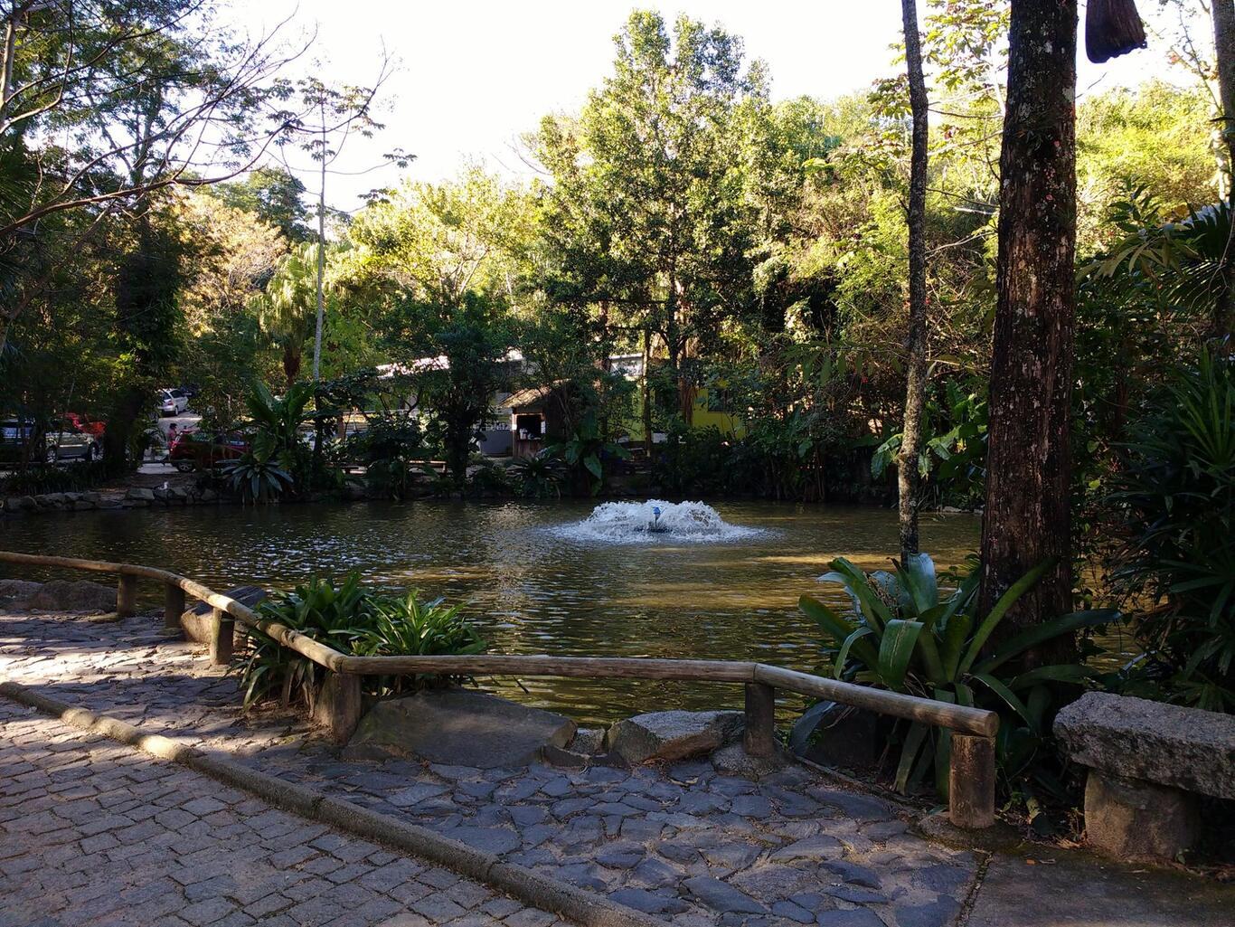Parque Ecológico do Córrego Grande em Florianópolis