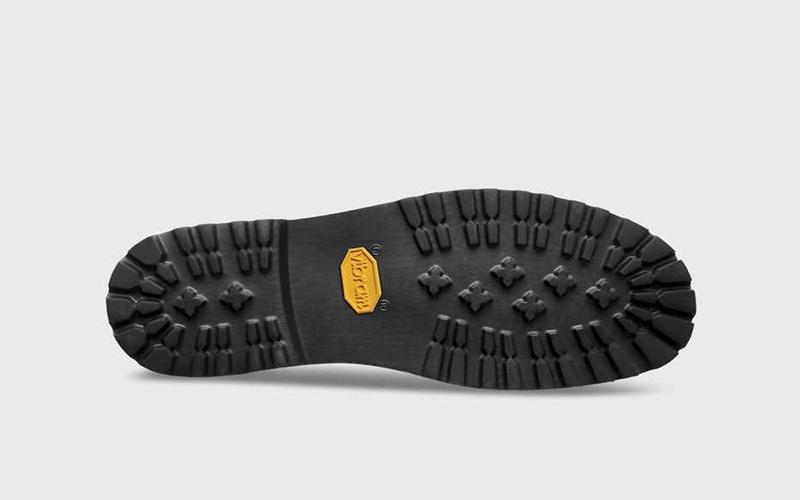 Solado bota para trilha: Vibram