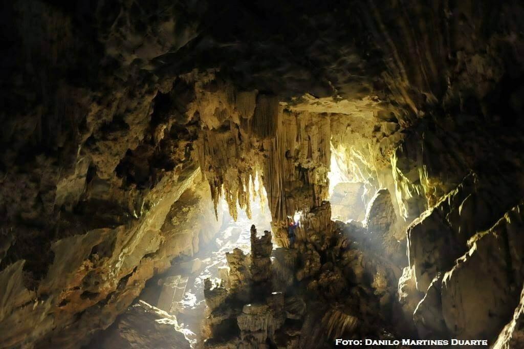 Caverna Morro Preto. PETAR.