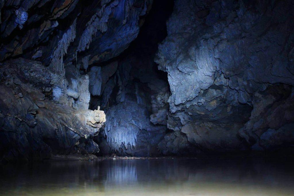 Caverna da Água Suja. PETAR