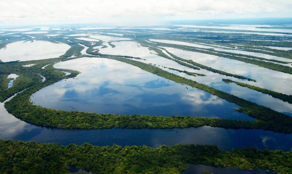 Arquipélagos do Brasil: Arquipélago de Mariuá.