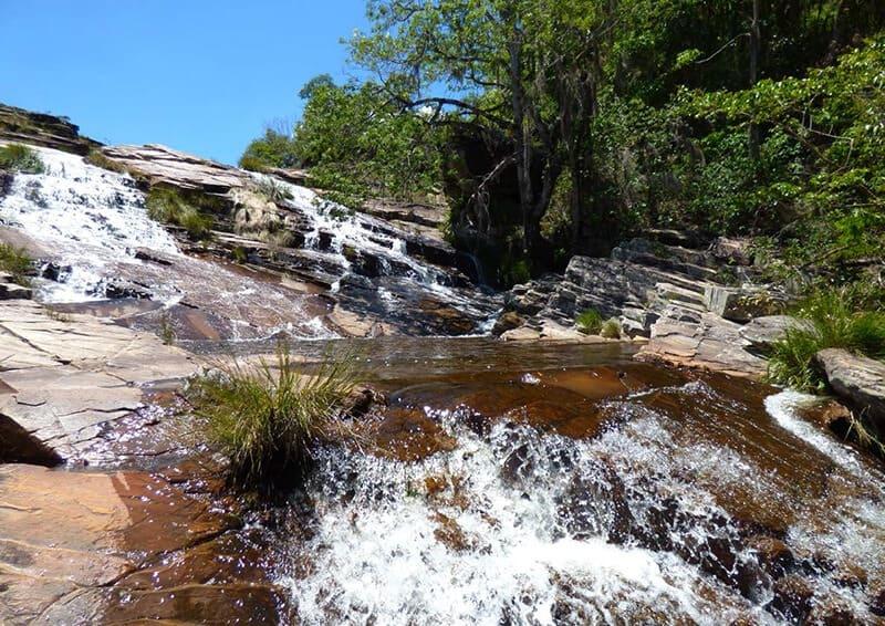 Cachoeira Shangri-lá.